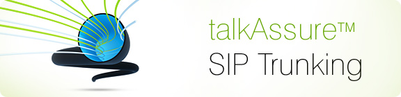 talkAssure SIP Trunking