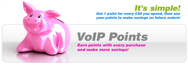 VoIP Rewards Scheme